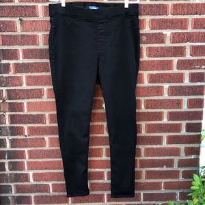 Old Navy Rockstar Stretch Pull On Legging Jeans